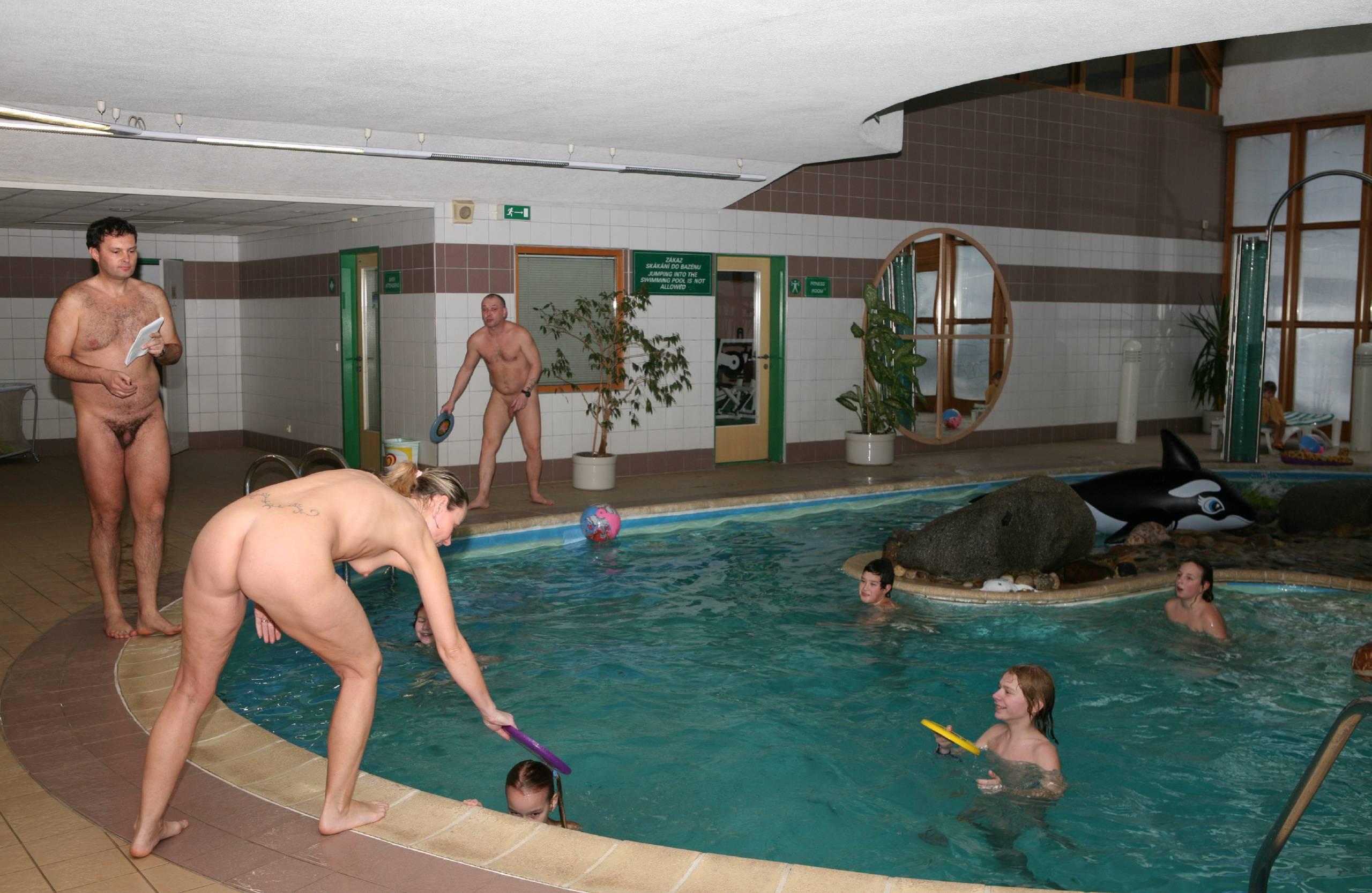 Nudist Photos 2010 Gym and Sauna - 1