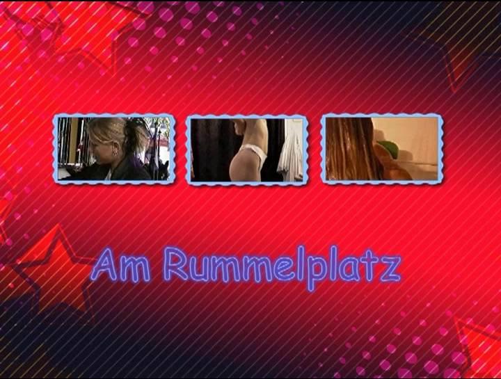 Nudist Movies Am Rummelplatz - Poster