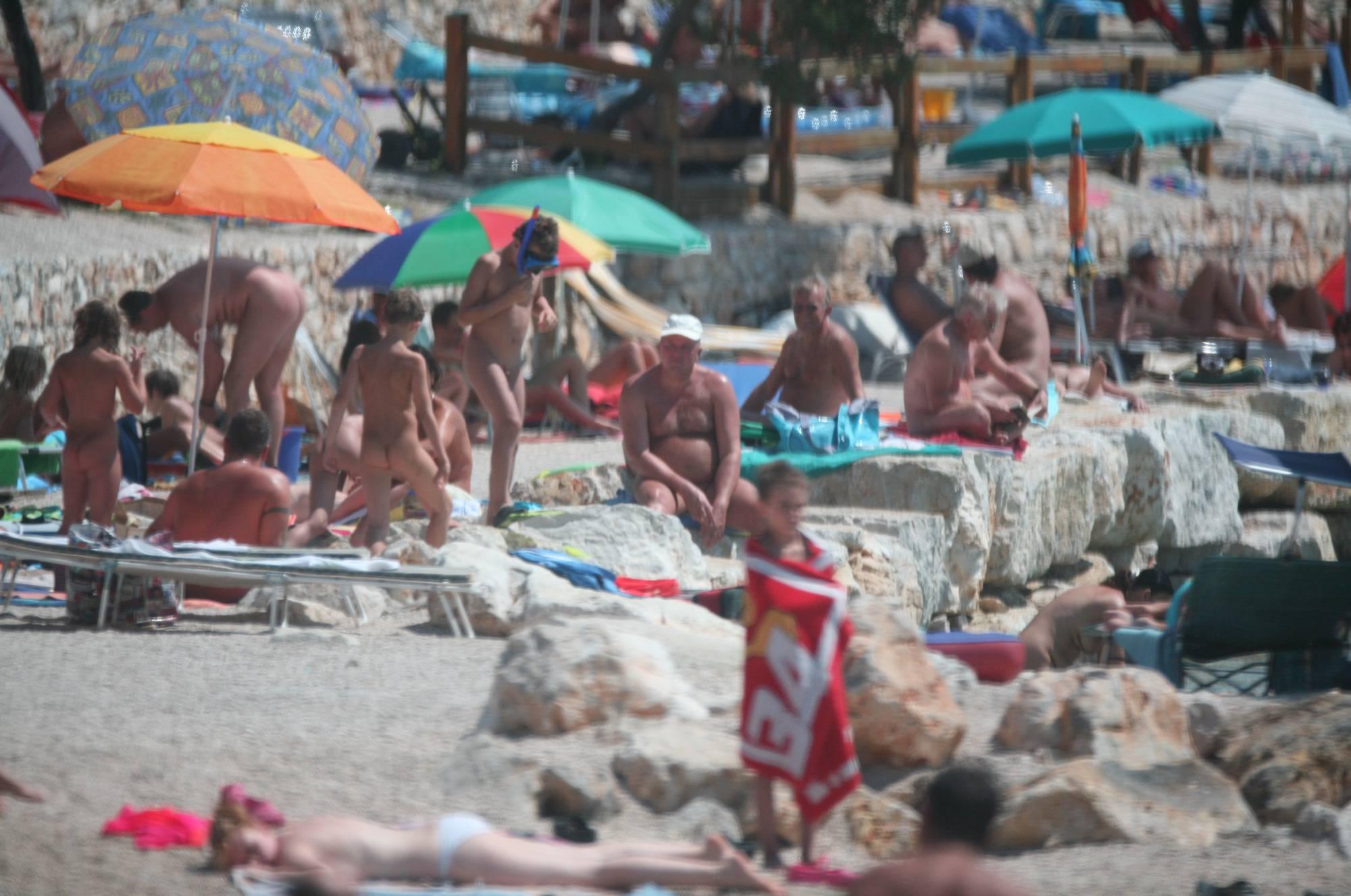 Avilia FKK Naturist Beach - 1