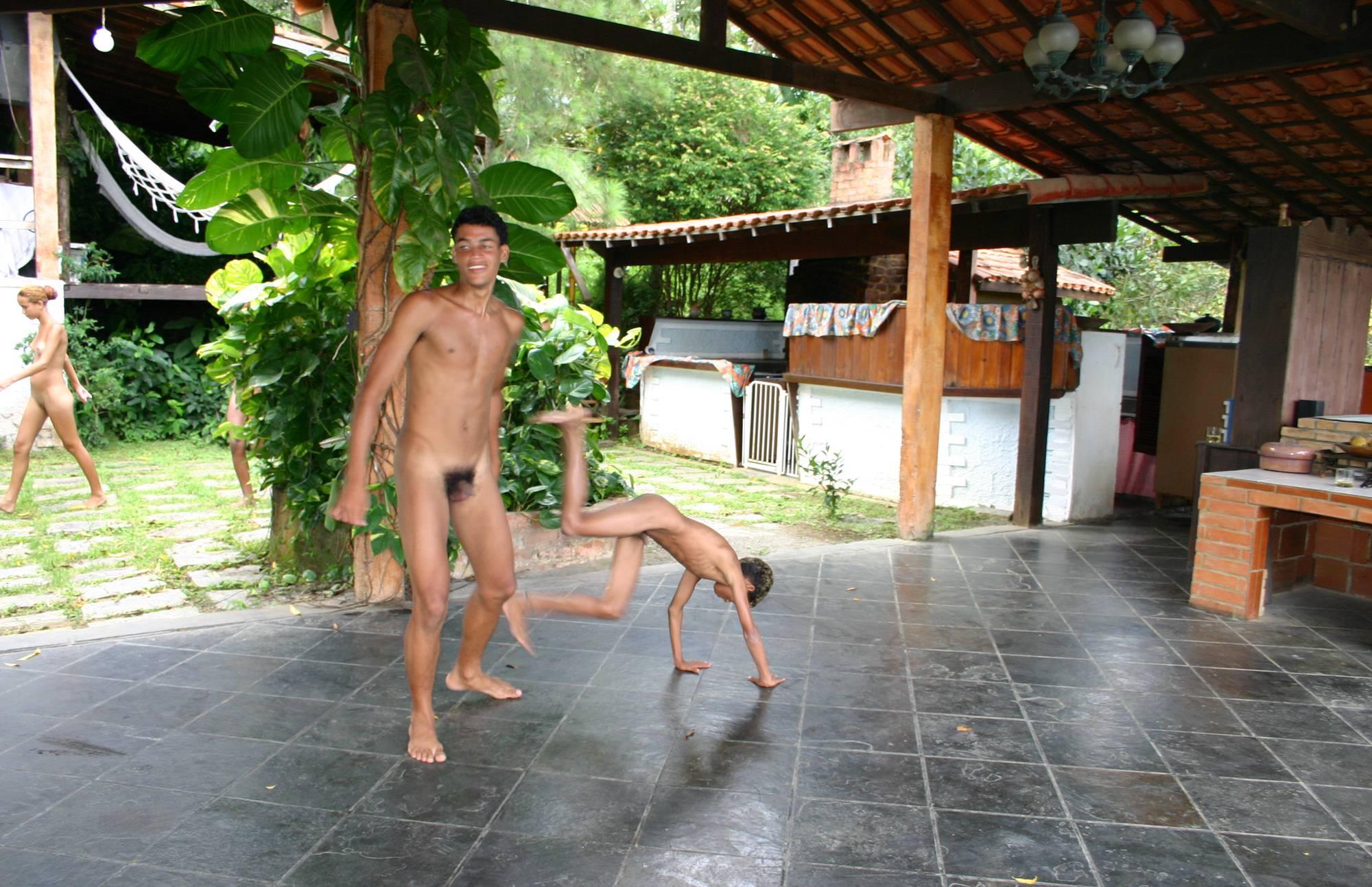 Nudist Pics Brazilian Men Are Dancing - 2