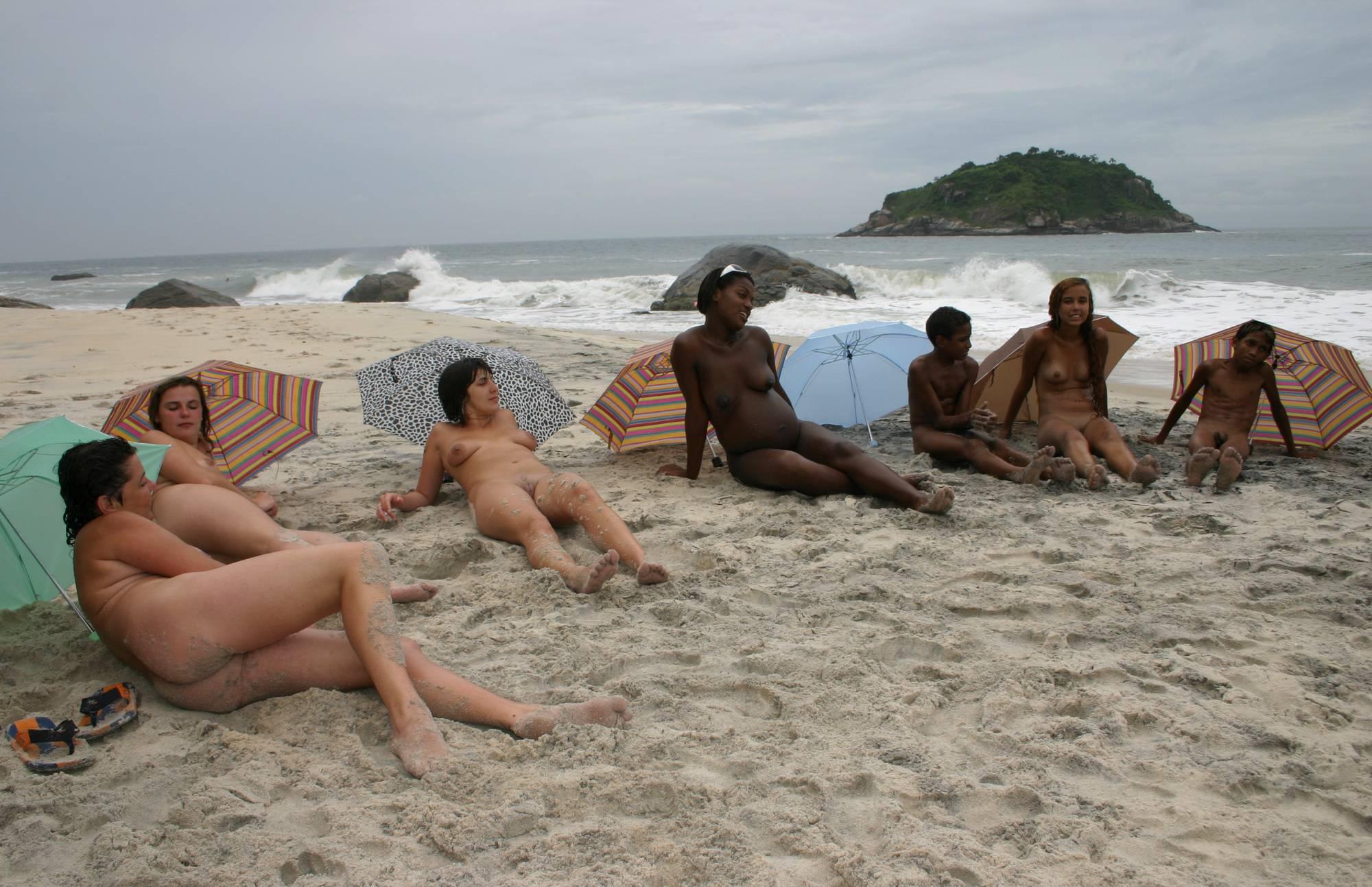 Nudist Gallery Brazilian Umbrella Profiles - 1