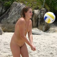 Brazilian Val-Ball Goddess