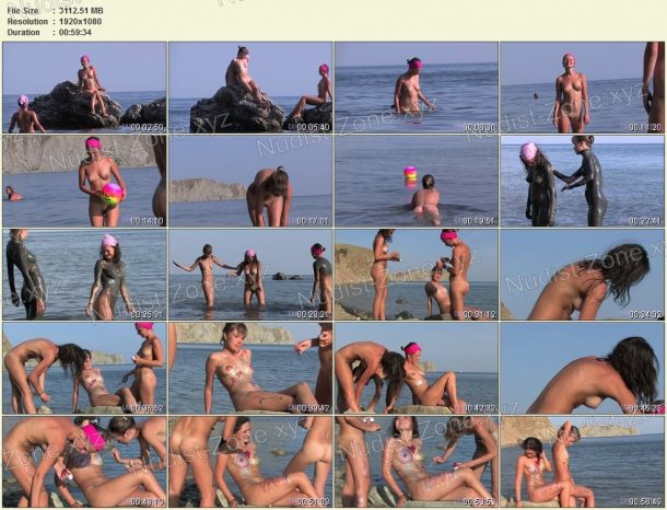 Screenshots of St. Petersburg Nudists Vol. 1 1