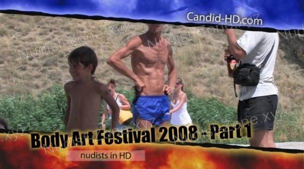 Snapshot Body Art Festival 2008 - Part 1