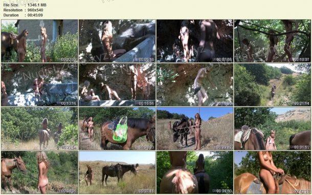 Film stills Country Horse Ride 1