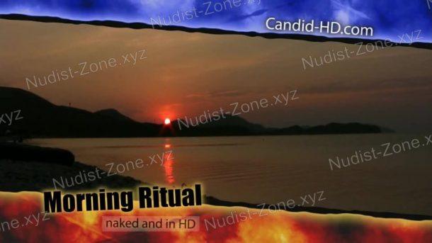 Frame of Morning Ritual
