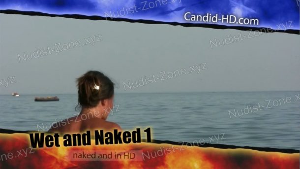 Snapshot of Wet and Naked 1