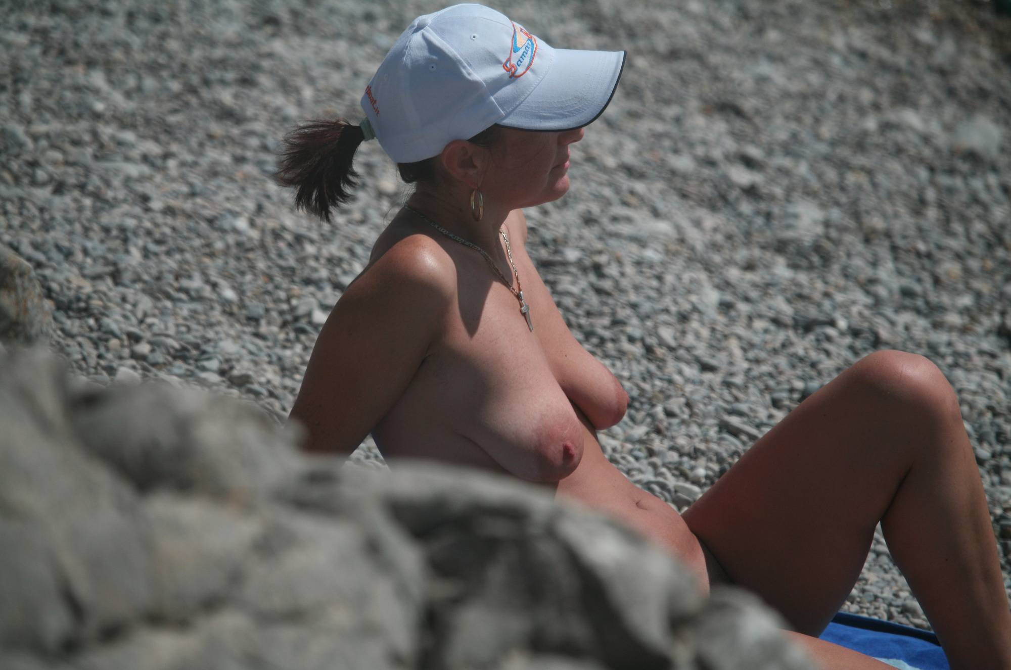 Nudist Pics Cove Pyramid Close Shore - 2