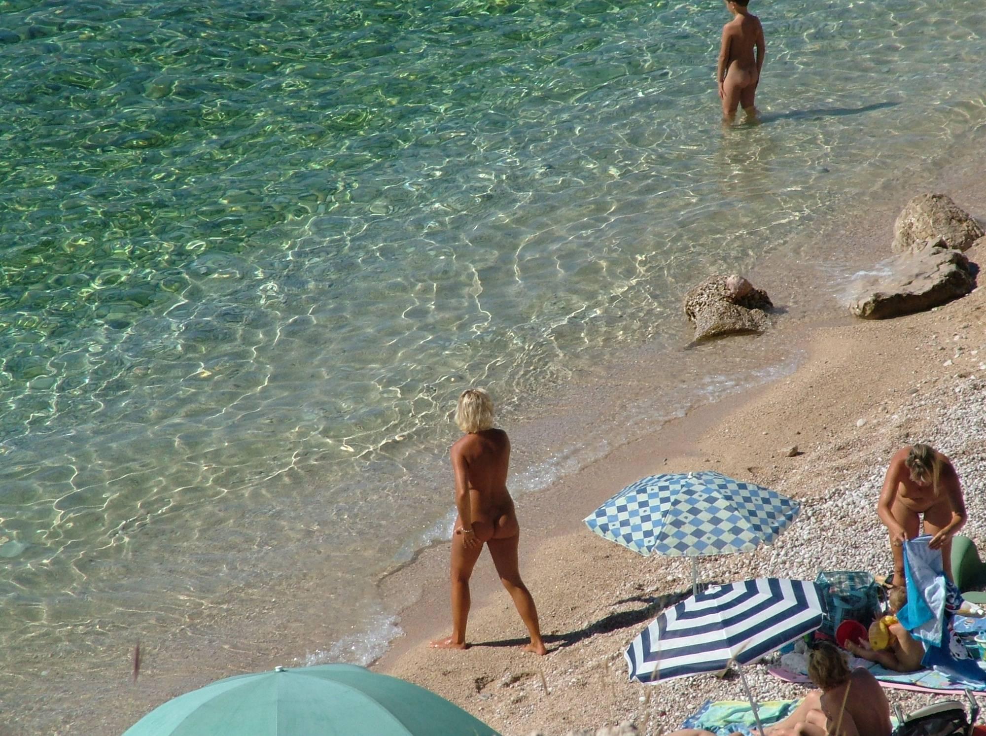 Nudist Gallery FKK Naked Oasis Shoreline - 2