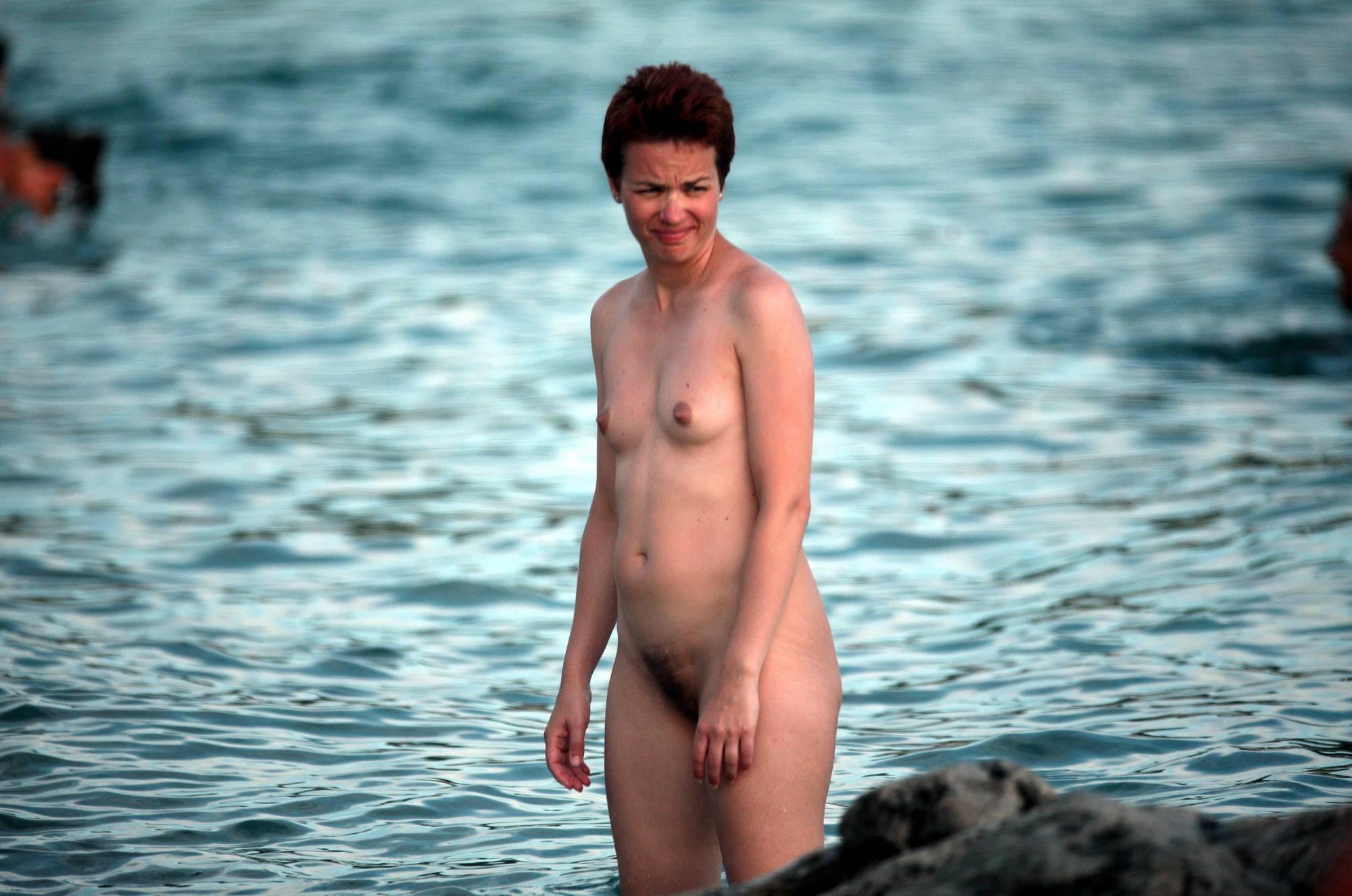 Nudist Pics Granny With Her Grandson - 2