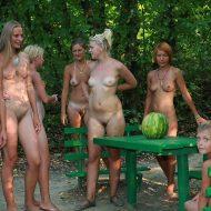 Green Picnic Naturists