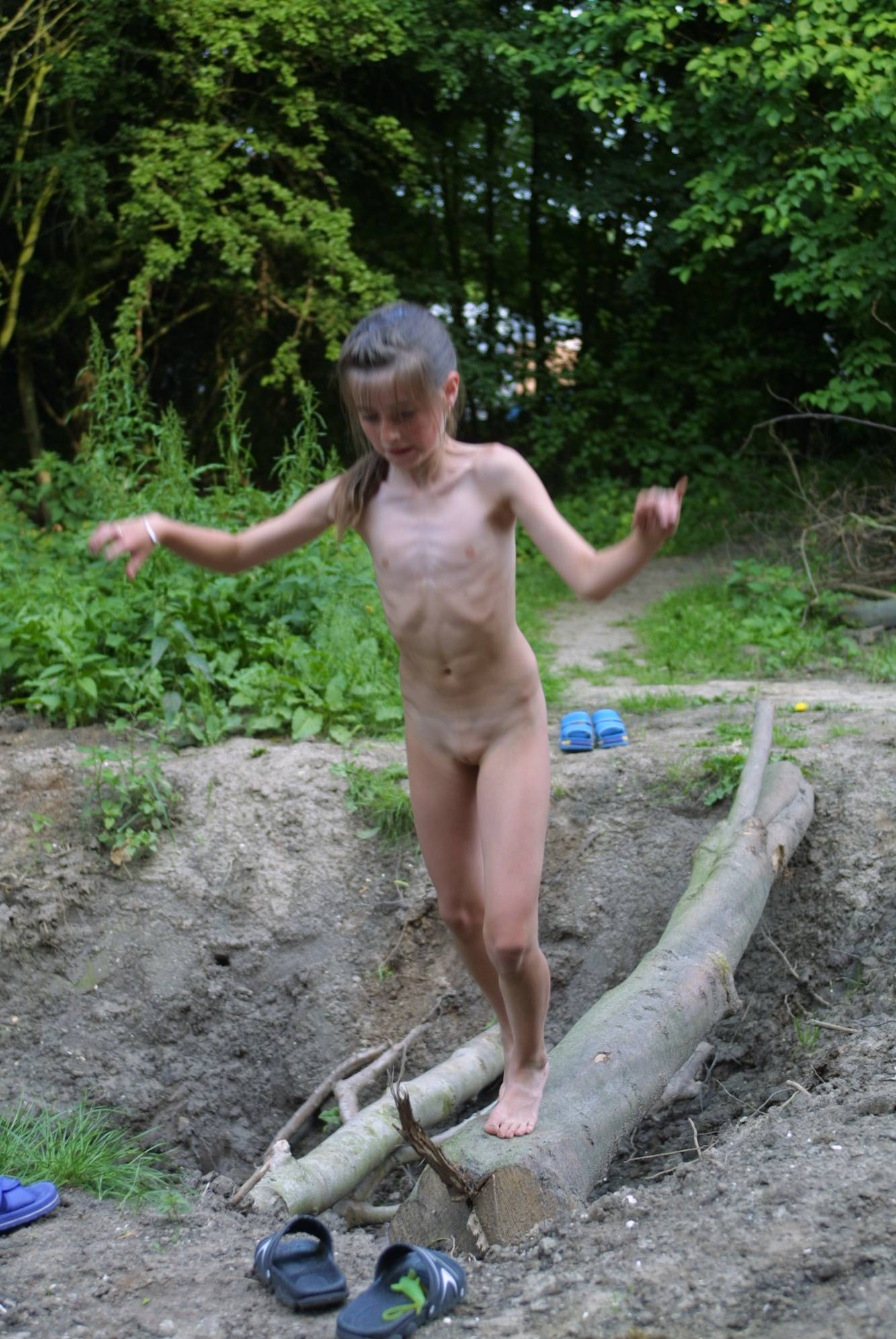 Nudist Pics Holland's Nature Crossing - 2