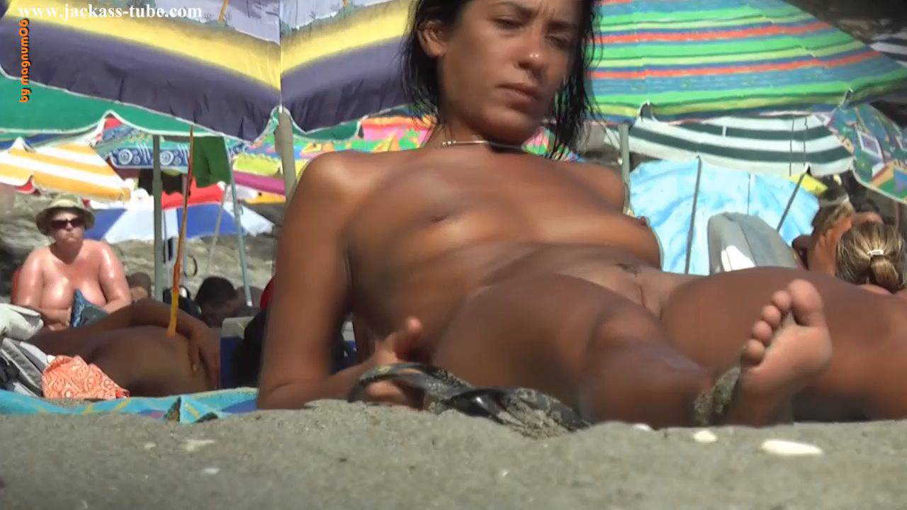 Jackass Nude Beach HD-7 - 2