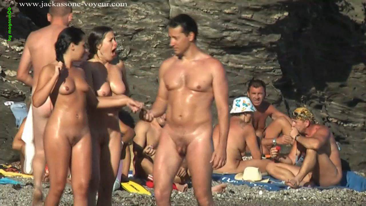 Jackass-tube Nude Beach HD 08 - 2