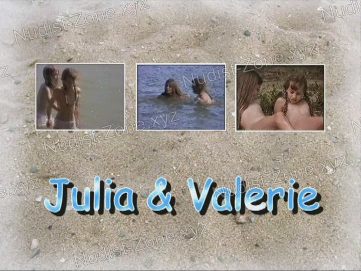 Frame of Julia and Valerie