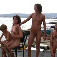 Land And Sea Naturism 4