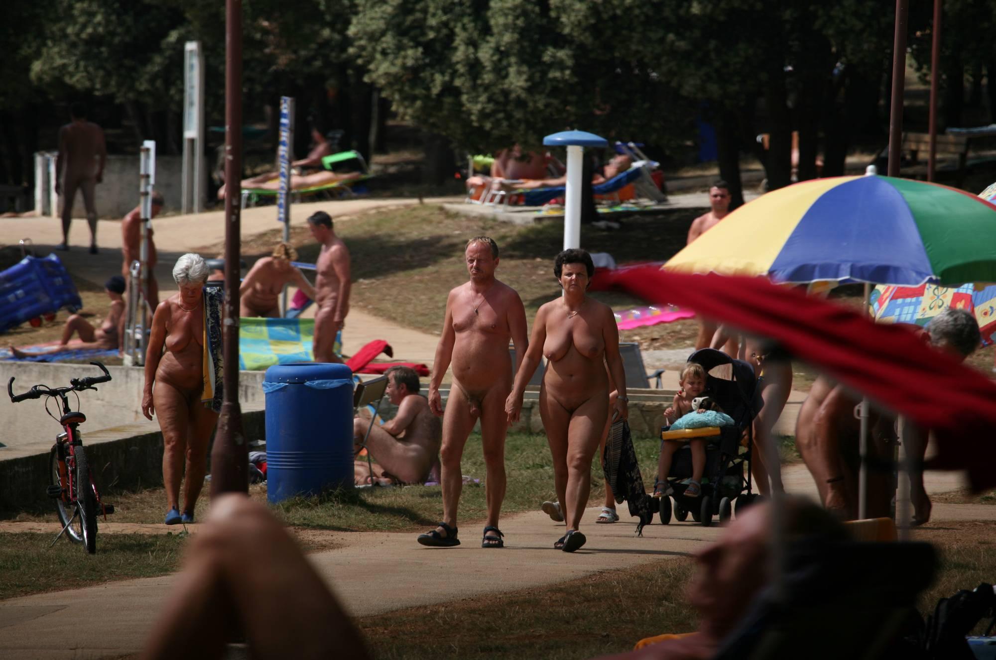 Nudist Photos Little-Key Roadside Alley - 2