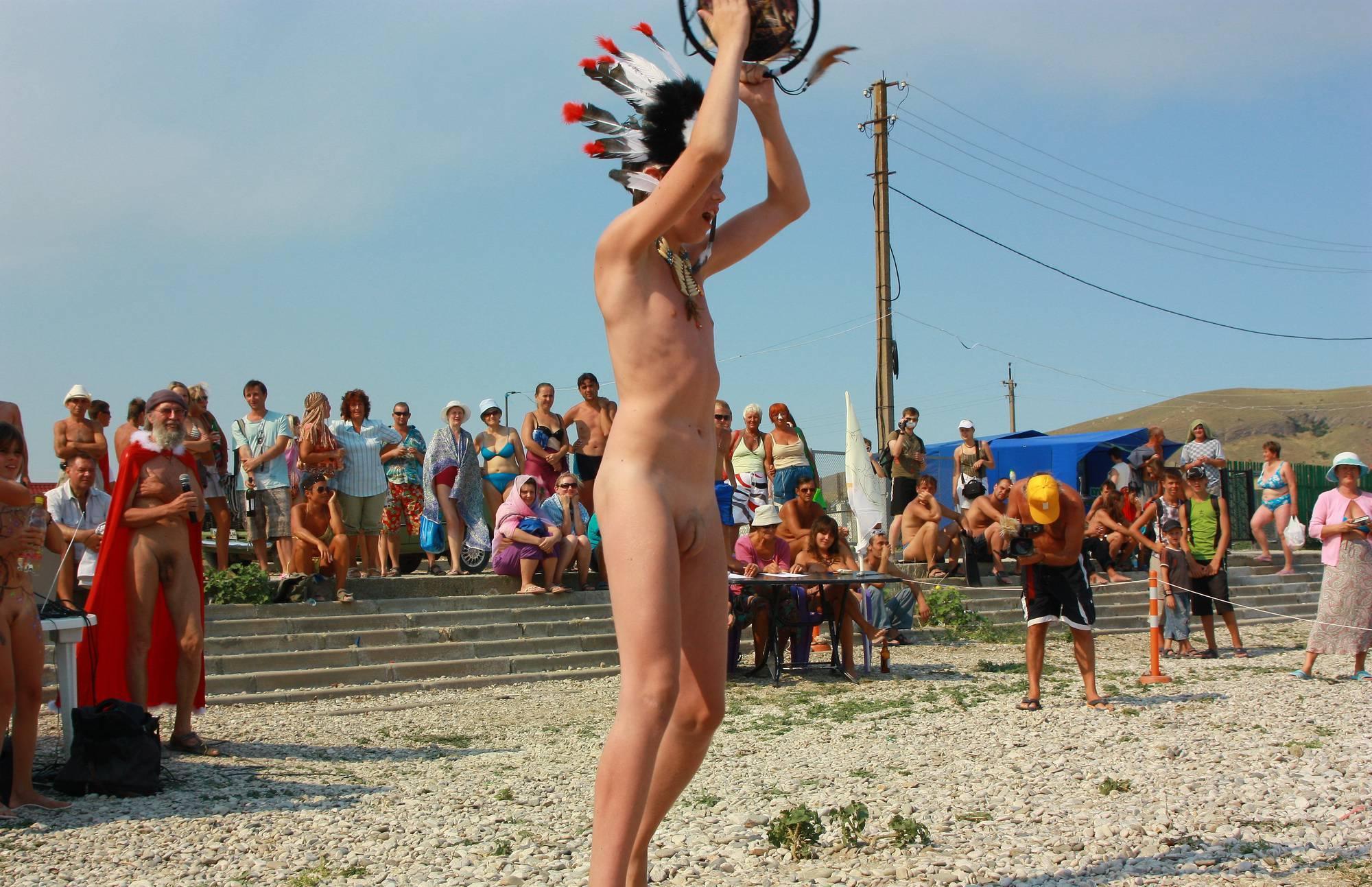 Nudist Gallery Miss Natura Indian Dancer - 1