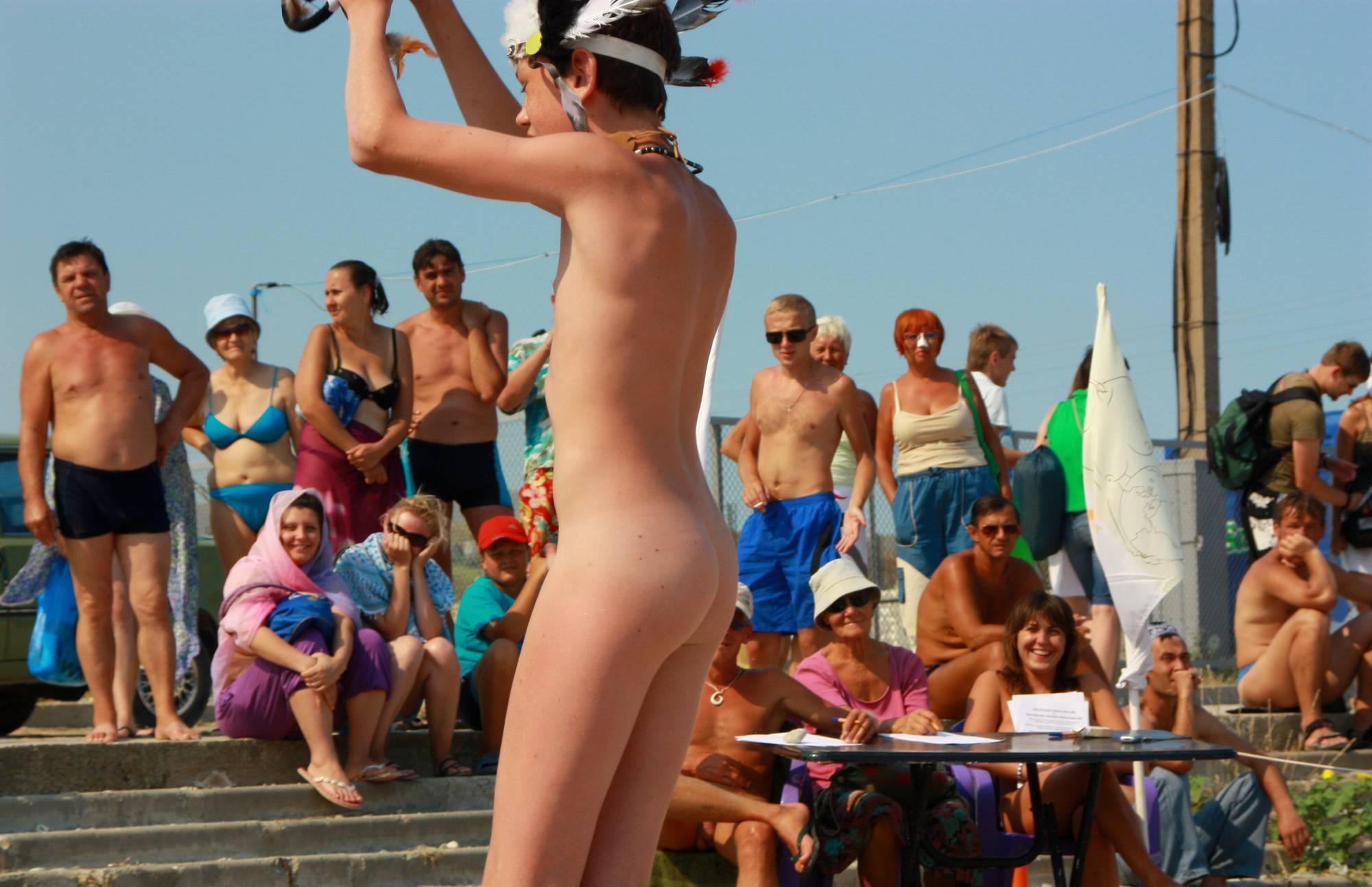 Nudist Gallery Miss Natura Indian Dancer - 2