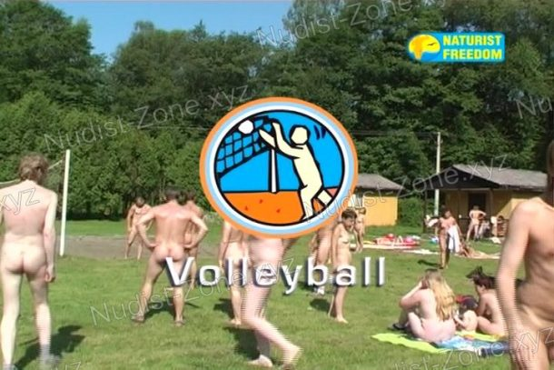Frame Volleyball