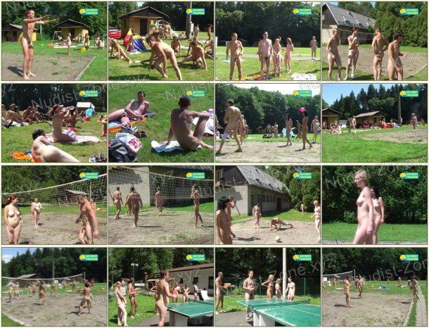 Volleyball - screenshots 1