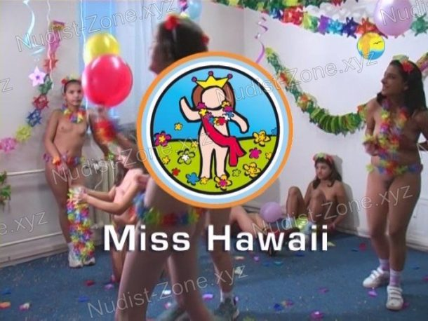 Video still Miss Hawaii