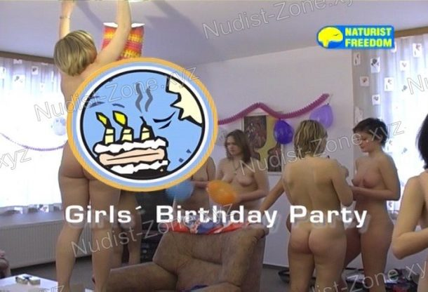 Girls' Birthday Party cover