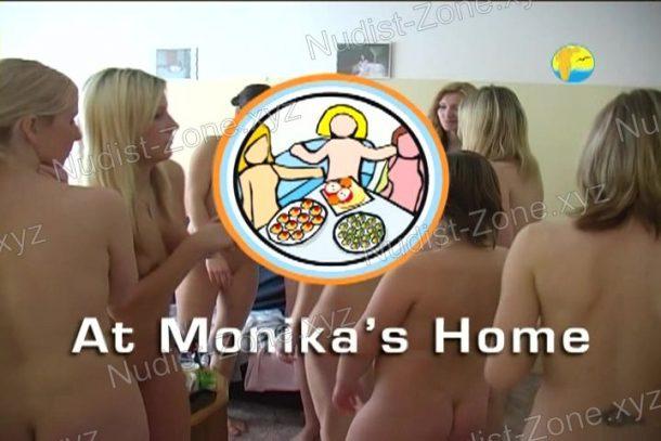 Snapshot of At Monika's Home