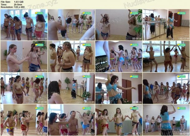 Belly-Dancing film stills 1