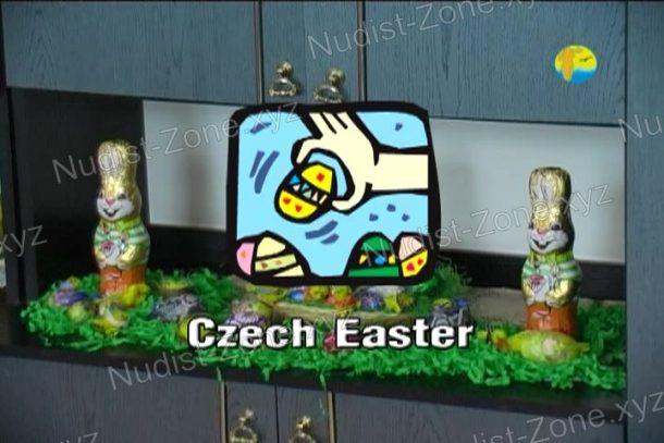 Czech Easter - frame