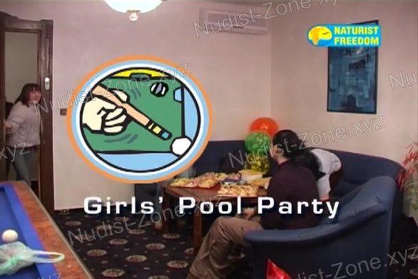 Girls' Pool Party (1.48 GiB) from Naturist Freedom - Nudist-Zone.xyz