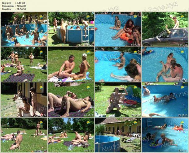 Merry Pool - snapshots 1