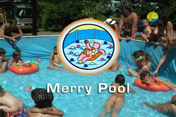 Frame of Merry Pool