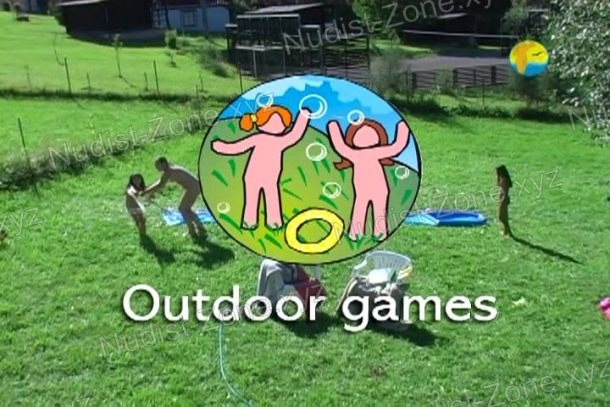 Outdoor Games frame