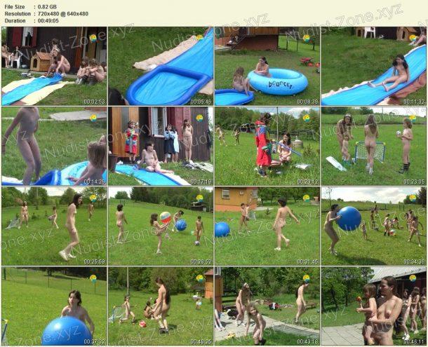 Slide in the Summer film stills 1