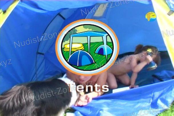 Tents - snapshot