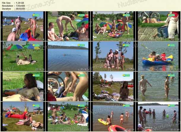 Bathing at Gravel-Pit - screenshots 1