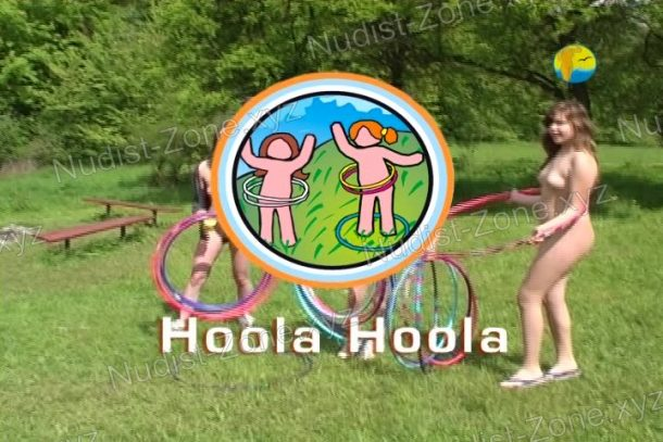 Hoola Hoola - video still