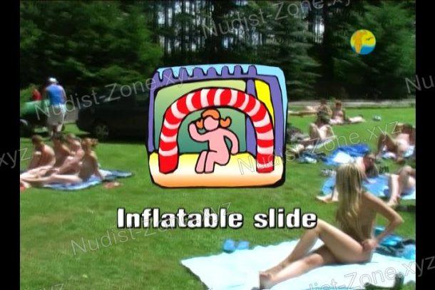 Inflatable Slide shot