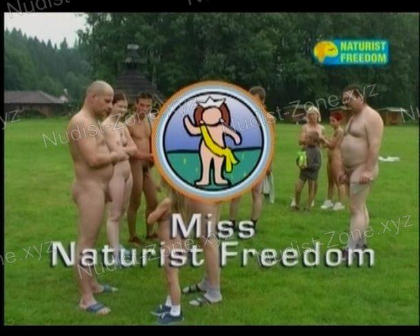 Miss Naturist Freedom - video still