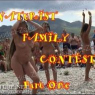 Naturist Family Contest Part One