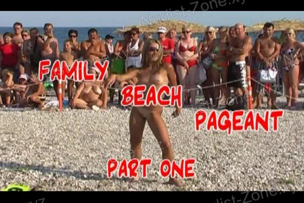 Screenshot of Family Beach Pageant Part One