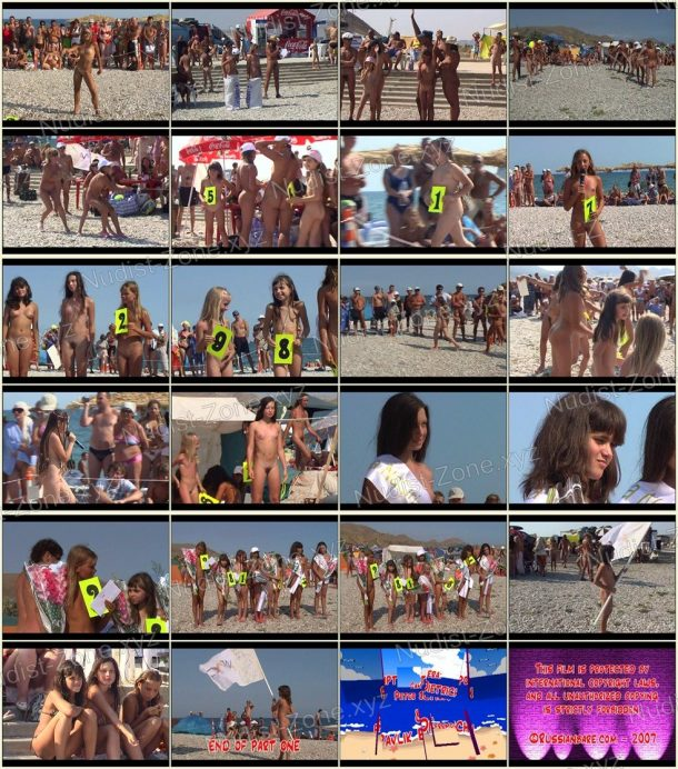 Family Beach Pageant Part One - thumbnails 1
