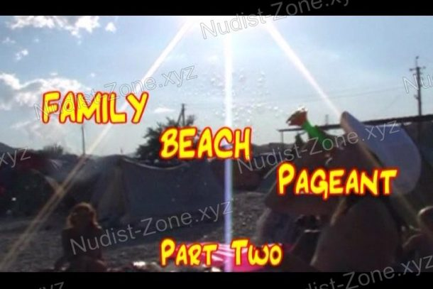 Family Beach Pageant Part Two - frame