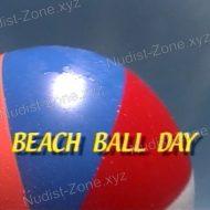 Beach Ball Day