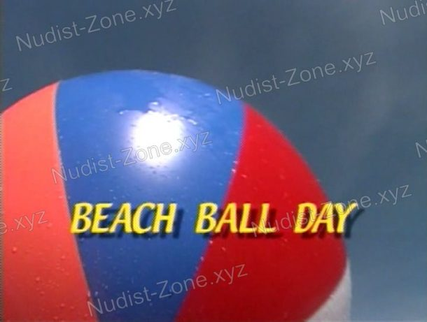 Beach Ball Day video still