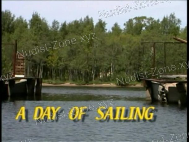 A Day of Sailing video still