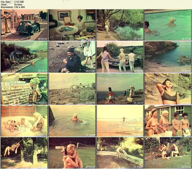 Snapshots of Naked as Nature Intended 1961 1