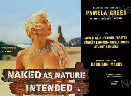Naked as Nature Intended 1961 - snapshot