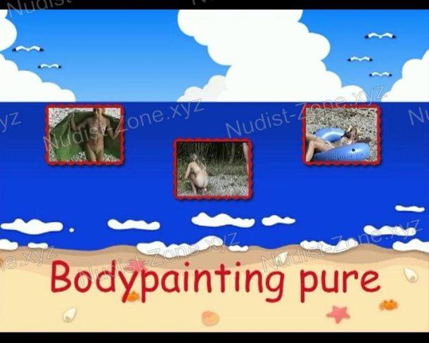 Shot Bodypainting pure